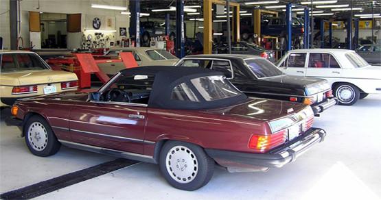 Benzin Motor Works